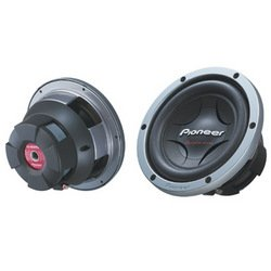 Pioneer 10-Inch Subwoofer with 1200 Watts Maximum Power (350 Watts Nominal)