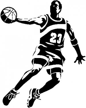 basketball player shooting 1