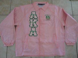 Alpha Kappa Alpha-line jacket