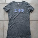 Zeta Phi Beta - Burn-out t