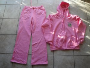 Alpha Kappa Alpha jogging suit