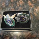 Omega Psi Phi-cuff links