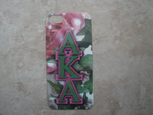 Alpha Kappa Alpha-cell phone case