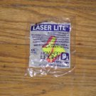20 pr Laser Lite EarPlugs ear plugs foam, made in USA