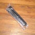 """100 (14"""" Cable Ties) 50lb nylon zip black, made in USA"""