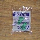 20pr Max Lite Ear Plugs earplugs Howard Leight uncorded