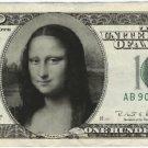 Personalized $100 novelty bill money men's women's gift