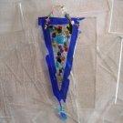 Glass Sun Catcher (Blue)