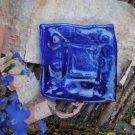 Glass Blue Sky Bowl