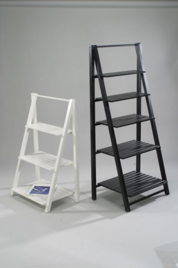 3-Tier Ladder Shelf