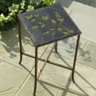 Small Green Leaf Branch Table