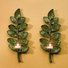 Aspen Leaf Wall Sconce