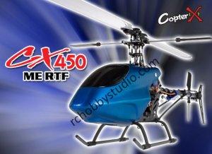 CopterX CX450ME 2.4GHz RTF