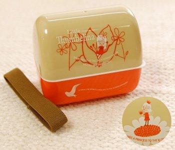 shinzi katoh little thumbelina onigiri rice ball lunch bento box. Black Bedroom Furniture Sets. Home Design Ideas
