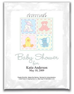 Baby Shower For-Animal Quilt