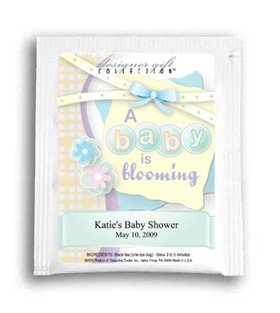 A Baby Is Blooming-Scrap Book