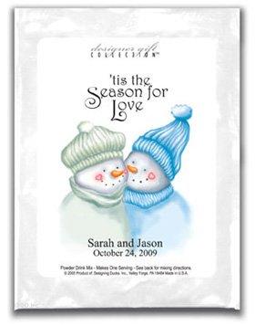 Tis The Season-Snow Couple