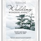 Wedding Wonderland-Trees