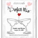 The Perfect Mix-Margarita Glasses