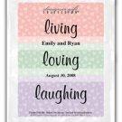 Living, Loving, Laughing