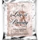 Love Is Brewing-Sepia