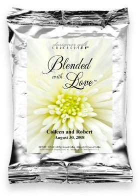Blended With Love-White Flower