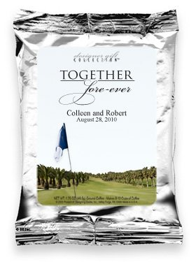 Together Fore-ever-Golf Flag-Fairway