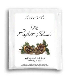 The Perfect Blend-Two Pine Cones