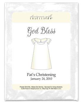 God Bless-Boys Gown