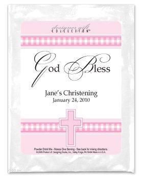 God Bless-Gingham-Pink