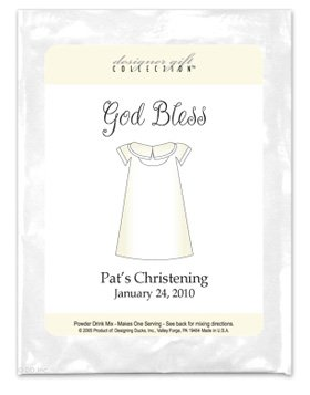 God Bless-Boys Gown