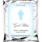 God Bless-Blue Cross