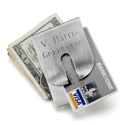 Harrison Clever Money Clip/Card Wallet