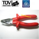 VDE 1000V Insulated Lineman Pliers 7""