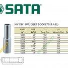 "SATA - 3/8"" DR. Deep Socket 5/8"""