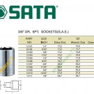 "SATA - 3/8"" DR. Socket 13/16"""