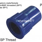 "ABS PT Socket 1""F x 25mm (1"") Pipe"
