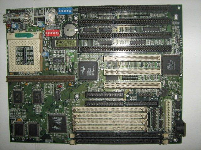 SJ-PTM VX2 Ali Chipset Socket 7 Motherboard (MB1)