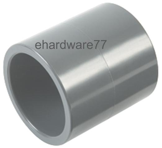 PVC Plain Socket 40mm 1-1/2""
