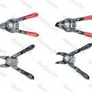 4Pcs Mini Snap Ring Pliers Set (3316)