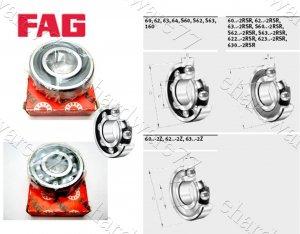 fag bearing 16006 (30x55x9mm)
