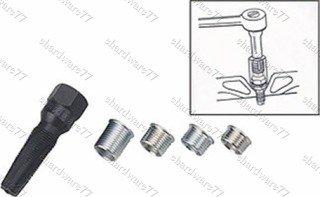 Spark Plug 14mm Rethreader Kit (78237)