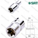 """SATA 3/8"""" DR E-Torx Socket E14 (12709)"""