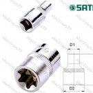 """SATA 3/8"""" DR E-Torx Socket E20 (12712)"""
