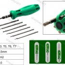 7in1 Changeable Mini Screwdriver Set (W0352A)