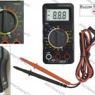 Digital Multimeter Buzzer & Cell Battery Test  (W0451)