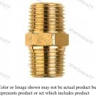 "Brass Fitting Male Adaptor 1/4"" (DMM2)"