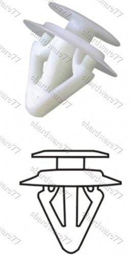 MAZDA Pedal Plastic Clips RD38 (100pcs)
