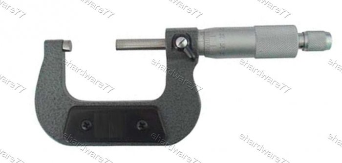 Outside Micrometer Caliper 50-75mm (64VC602)
