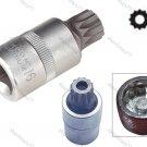 VW AUDI Gearbox Drain Plug Tamperproof Socket M16H (1367T)